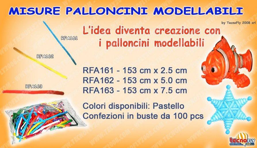 Maremmafly Palloncini Modellabili